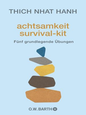 cover image of Achtsamkeit Survival-Kit