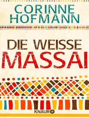 cover image of Die weiße Massai