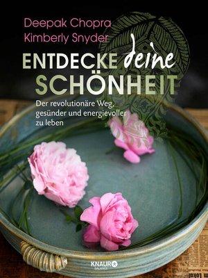 cover image of Entdecke deine Schönheit