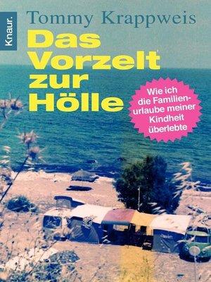cover image of Das Vorzelt zur Hölle