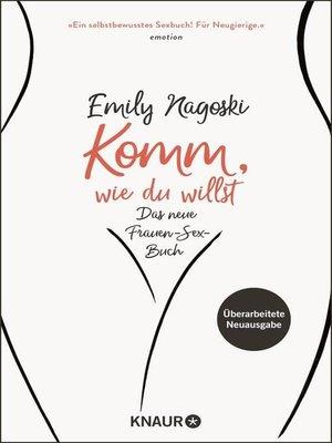 cover image of Komm, wie du willst