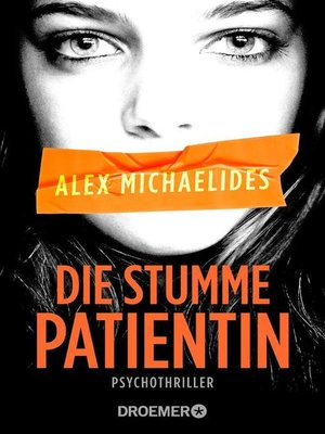 cover image of Die stumme Patientin