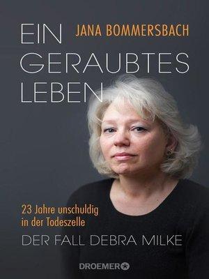 cover image of Ein geraubtes Leben