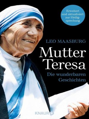 cover image of Mutter Teresa