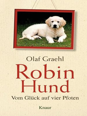 cover image of Robin Hund