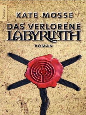cover image of Das verlorene Labyrinth