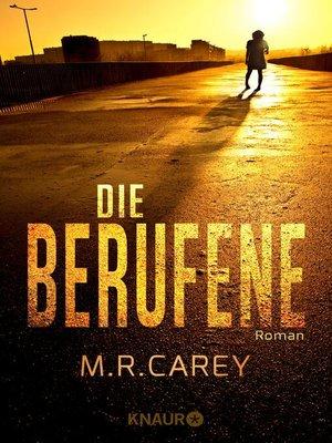 cover image of Die Berufene