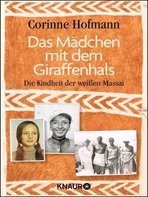 cover image of Das Mädchen mit dem Giraffenhals
