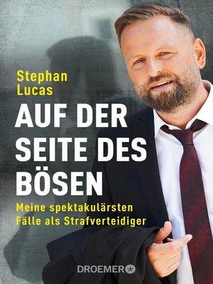 cover image of Auf der Seite des Bösen