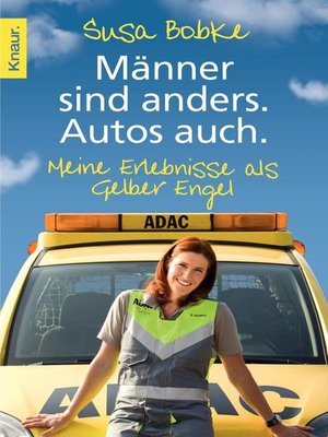 cover image of Männer sind anders. Autos auch.