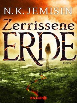 cover image of Zerrissene Erde