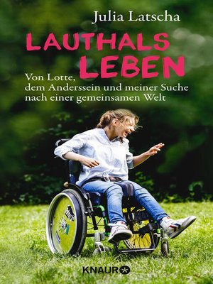 cover image of Lauthalsleben