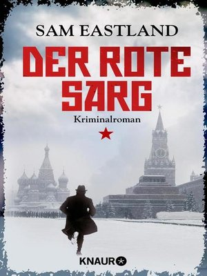 cover image of Der rote Sarg