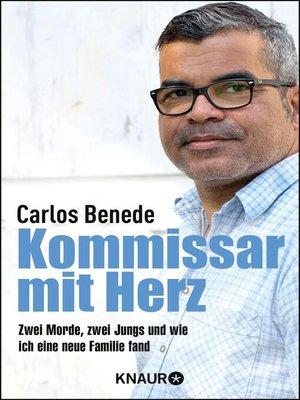 cover image of Kommissar mit Herz