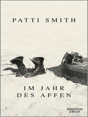 cover image of Im Jahr des Affen