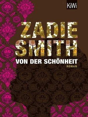 cover image of Von der Schönheit