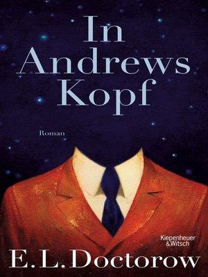 cover image of In Andrews Kopf