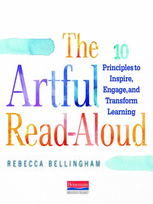 cover image of The Artful Read-Aloud
