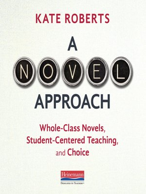 cover image of A Novel Approach