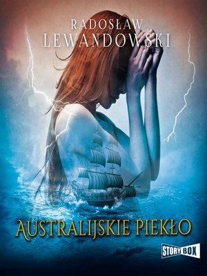 cover image of Australijskie piekło