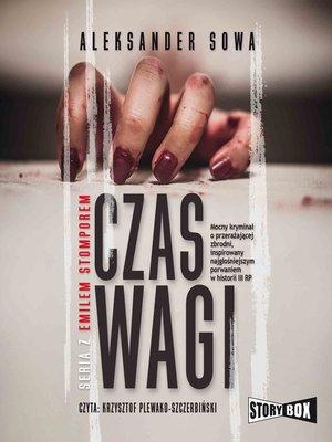 cover image of Czas Wagi