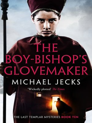 cover image of The Boy-Bishop's Glovemaker
