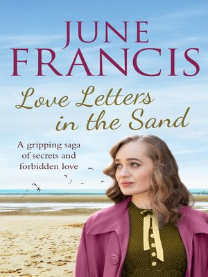 cover image of Love Letters in the Sand