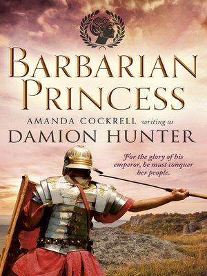 cover image of Barbarian Princess