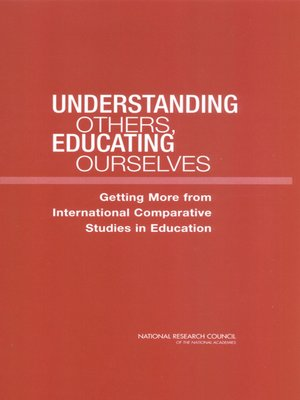 cover image of Understanding Others, Educating Ourselves