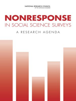 cover image of Nonresponse in Social Science Surveys