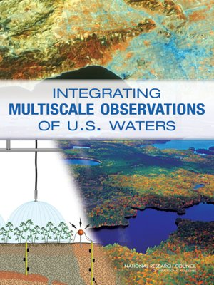 cover image of Integrating Multiscale Observations of U.S. Waters
