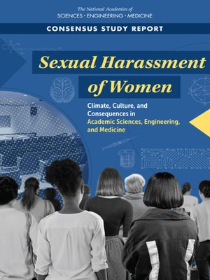 cover image of Sexual Harassment of Women