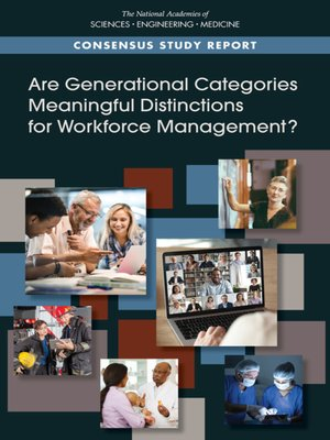 cover image of Are Generational Categories Meaningful Distinctions for Workforce Management?
