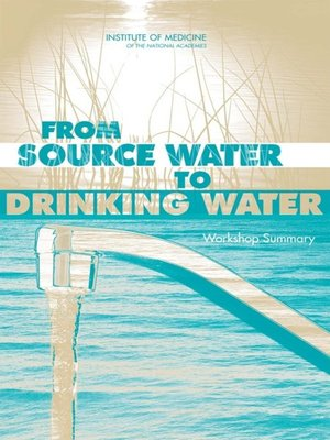 cover image of From Source Water to Drinking Water