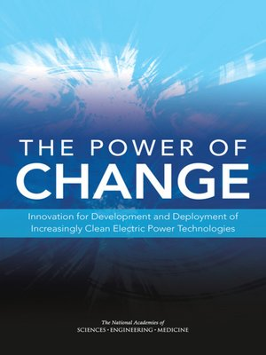 cover image of The Power of Change