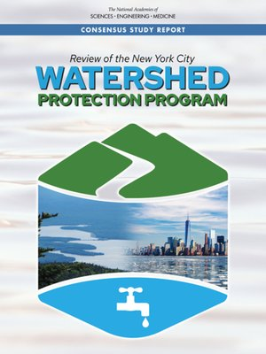 cover image of Review of the New York City Watershed Protection Program
