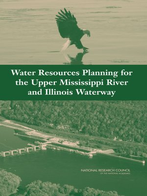 cover image of Water Resources Planning for the Upper Mississippi River and Illinois Waterway