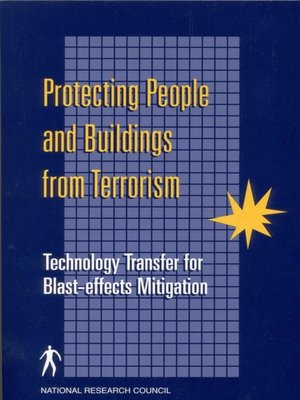 cover image of Protecting People and Buildings from Terrorism