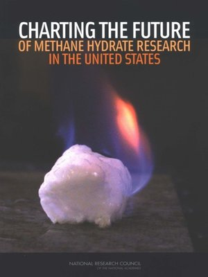 cover image of Charting the Future of Methane Hydrate Research in the United States