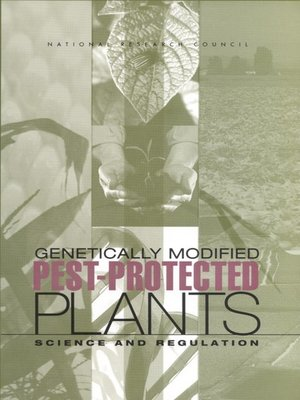 cover image of Genetically Modified Pest-Protected Plants