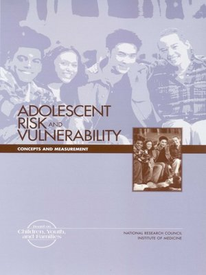 cover image of Adolescent Risk and Vulnerability