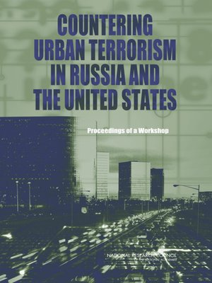 cover image of Countering Urban Terrorism in Russia and the United States