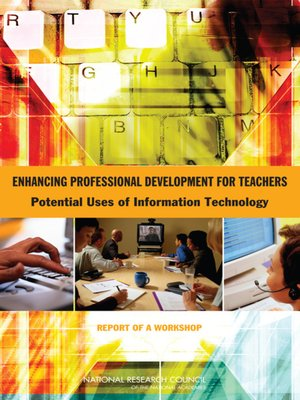 cover image of Enhancing Professional Development for Teachers
