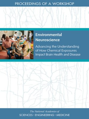 cover image of Environmental Neuroscience