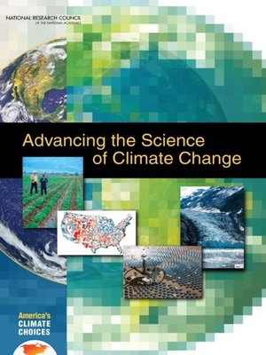 cover image of Advancing the Science of Climate Change