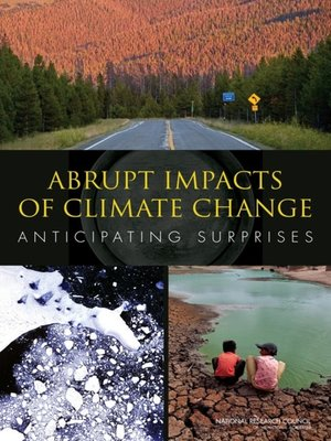 cover image of Abrupt Impacts of Climate Change