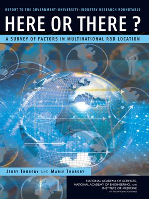 cover image of Here or There?