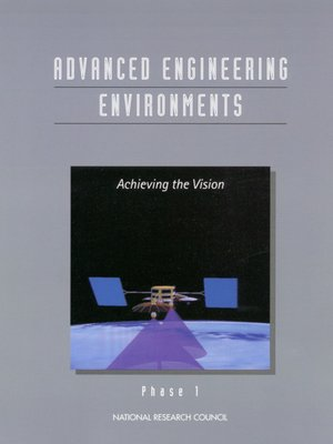 cover image of Advanced Engineering Environments