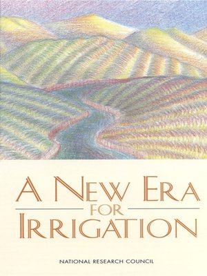 cover image of A New Era for Irrigation