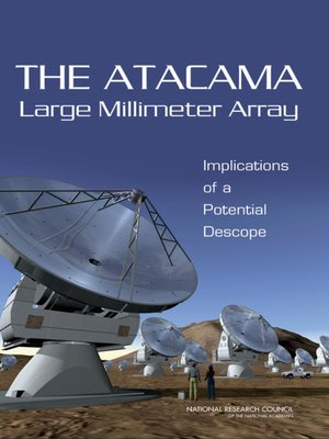 cover image of The Atacama Large Millimeter Array